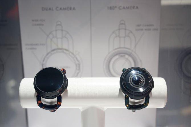 تقدم Canon كاميرا الساعة والمنتجات المفاهيمية الأخرى في معرض CES 2020 2