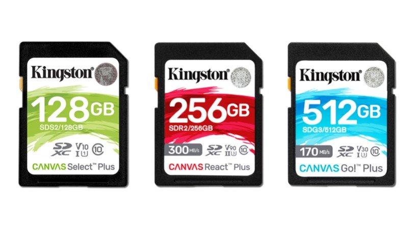 تقدم Kingston العديد من منتجات الذاكرة ليتم عرضها رسميًا في CES 2020 2