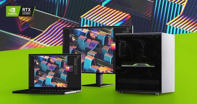 تقدم Adobe ثلاثة أشهر من Creative Cloud لمن يشترون أجهزة كمبيوتر RTX Studio