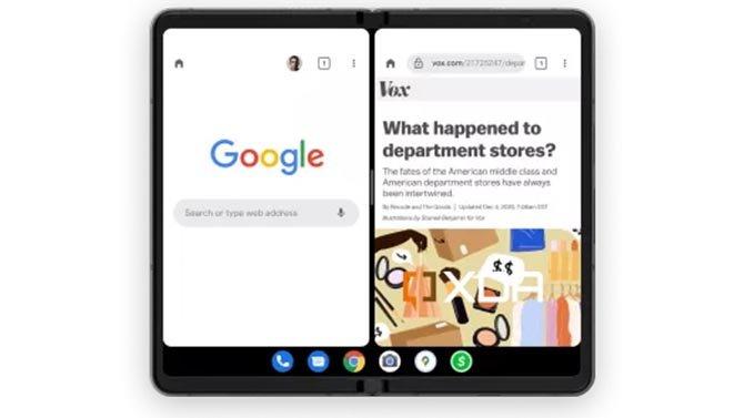 قد يشير Android 12.1 إلى إطلاق هاتف Google الذكي القابل للطي 2