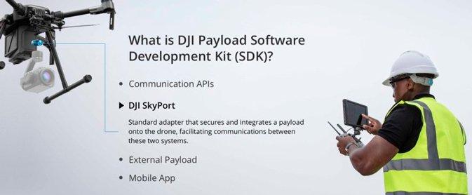 DJI تطلق مستشعر الكاميرا الحرارية والمنصة المعيارية للطائرات بدون طيار الخاصة بالمؤسسات 3