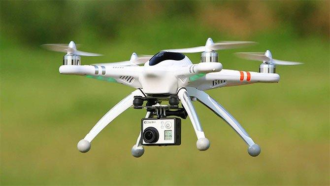 Amazonو Boeing و Google لتمويل شبكة مرور الطائرات بدون طيار الخاصة 2