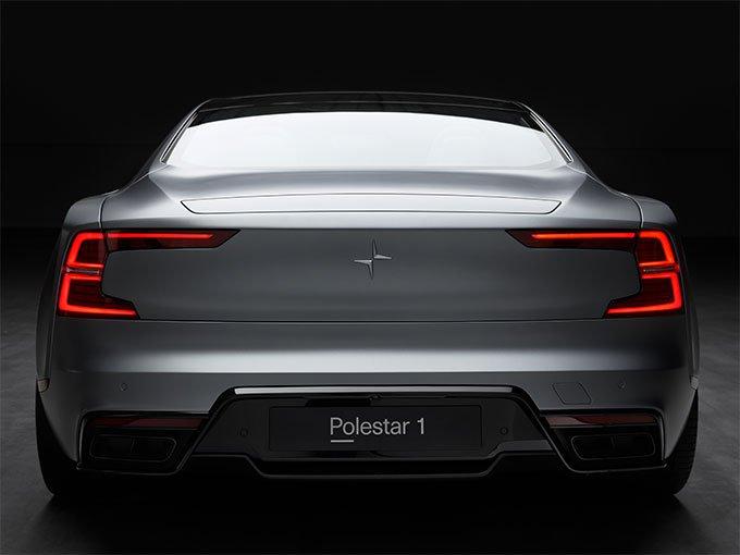 يتم تقديم السيارة الكهربائية Polestar 1 في معرض جنيف للسيارات 2