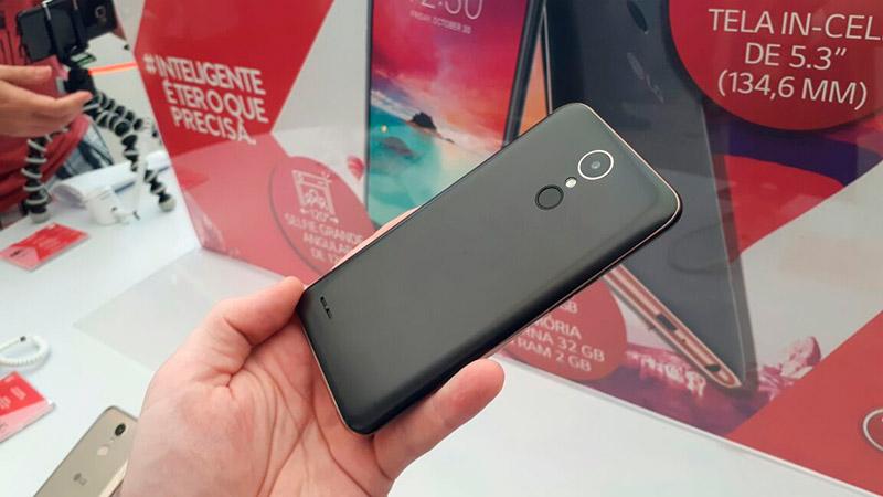 تحديثات LG smartphones K10 وتطلق الموديلات الجديدة LG K10 Pro و LG K10 Power 4