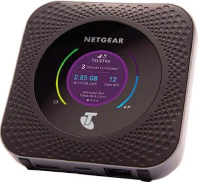 أطلقت Telstra و Qualcomm و Ericsson و Netgear أول شبكة تجارية جيجابت LTE 2