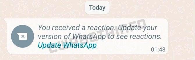 سيضيف WhatsApp خيار الرد على الرسائل 2
