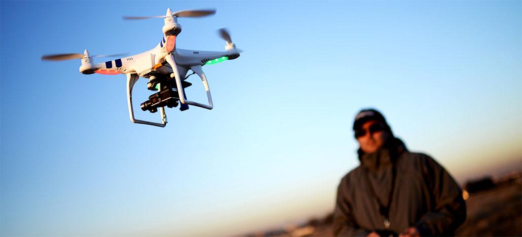 Amazonو Boeing و Google لتمويل شبكة مرور الطائرات بدون طيار الخاصة 1