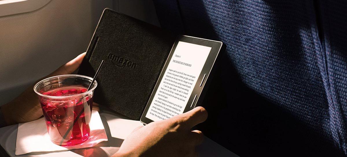 Amazon تحضير جديد Kindle Paperwhite بشاشة 6.8 بوصة 1