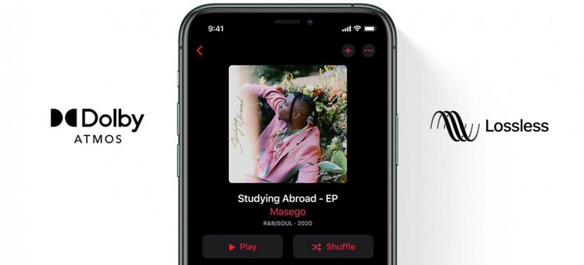 Apple تتيح الموسيقى صوتًا بلا فقد ، لكن AirPods و HomePods لا تدعمان 1