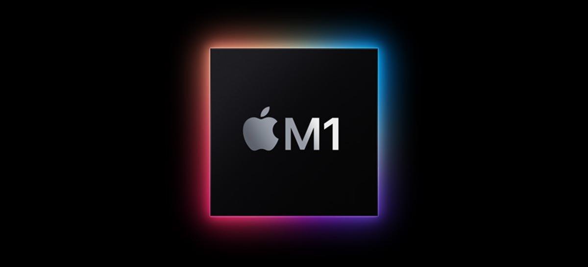 Apple يصنع معالجًا عالي الأداء مع 32 نواة 1