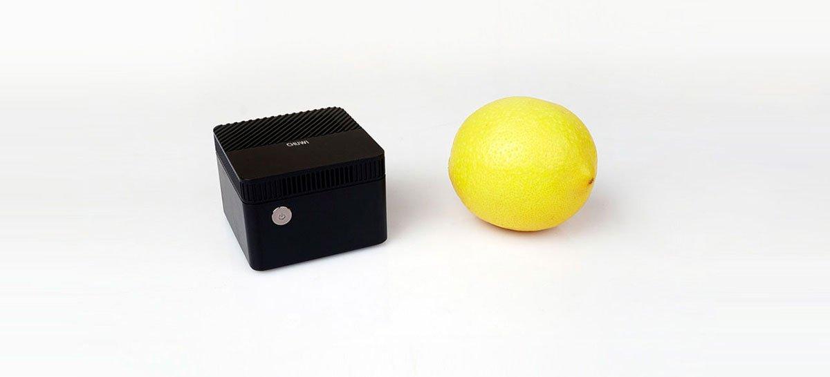 """Chuwi تطلق Larkbox ، الذي أطلق عليه """"أصغر كمبيوتر شخصي في العالم"""" 1"""