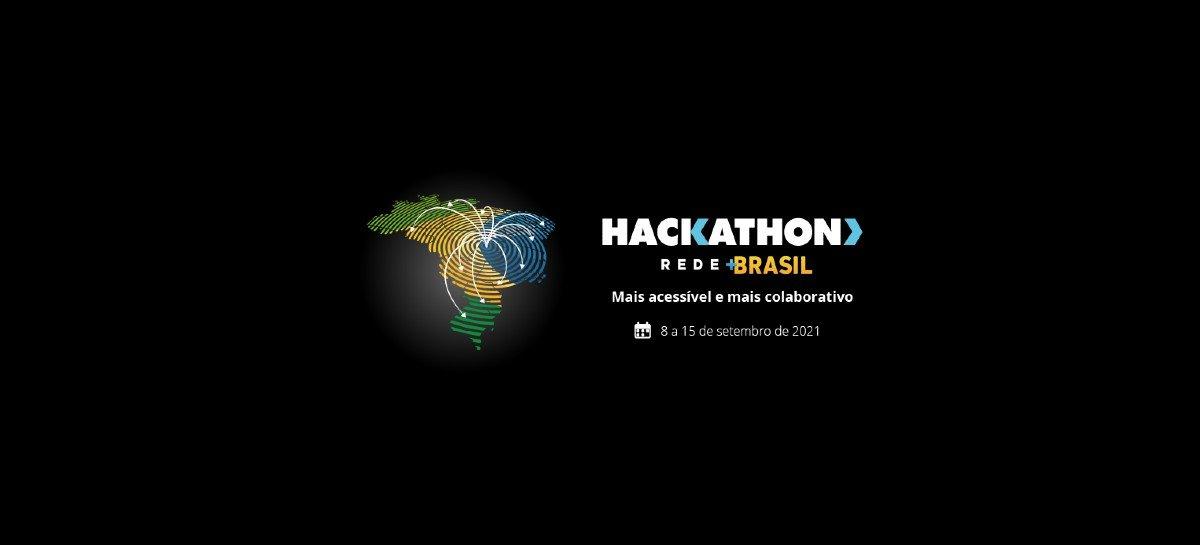 Hackaton Rede + Brasil لديها تسجيل مفتوح ؛  انظر كيف نفعل 1