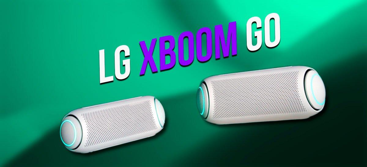 LG XBOOM Go PL5 و PL7: توفر الحاويات جودة صوت ومقاومة للماء ومحيط للتلفاز 1