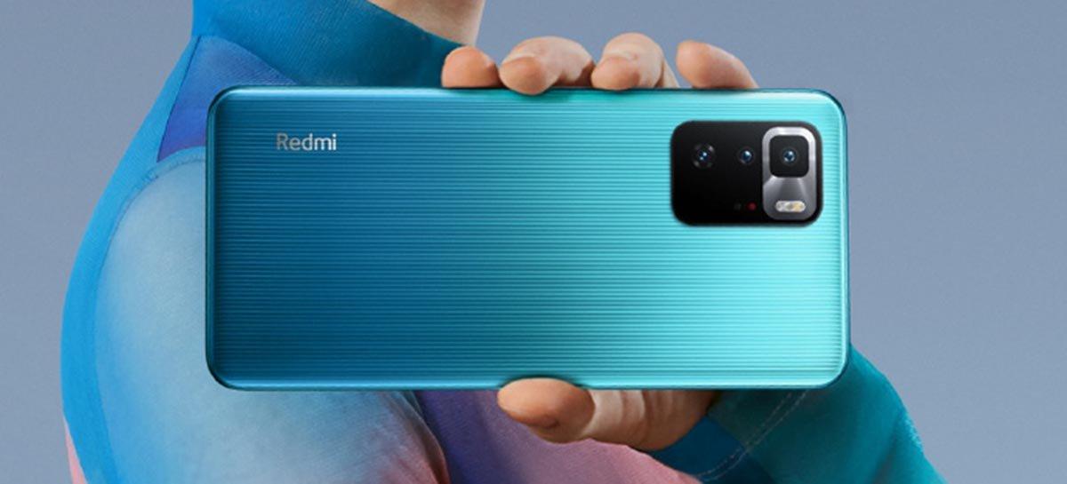 Redmi جديد Note 10 سيكون له شاشة مع تحديث 120 هرتز التكيفي 1