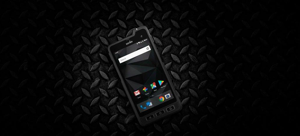 Sonim XP8 هو الهاتف الذكي مع عمر بطارية يصل إلى 30 ساعة وجسم فائق المقاومة 1